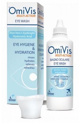 Lavado de ojos multiacción OmiVis