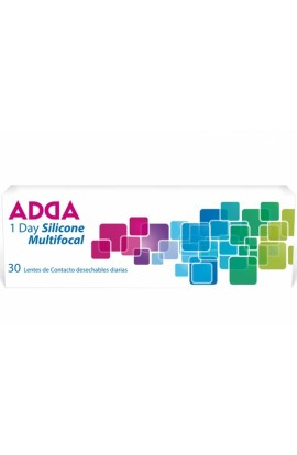 ADDA 1 day multifocal