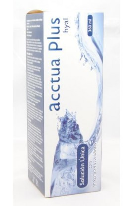 "ACCTUA HYAL ""PLUS"" 360ML"