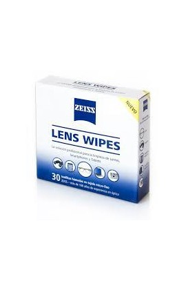 Zeiss toallitas para lentes