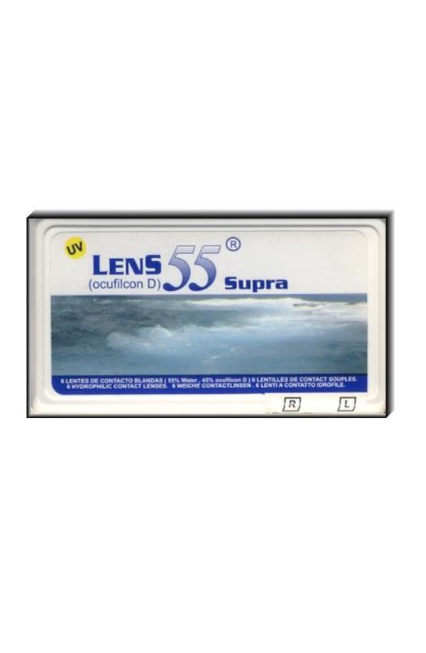 LENS 55 SUPRA 6P R/8.90