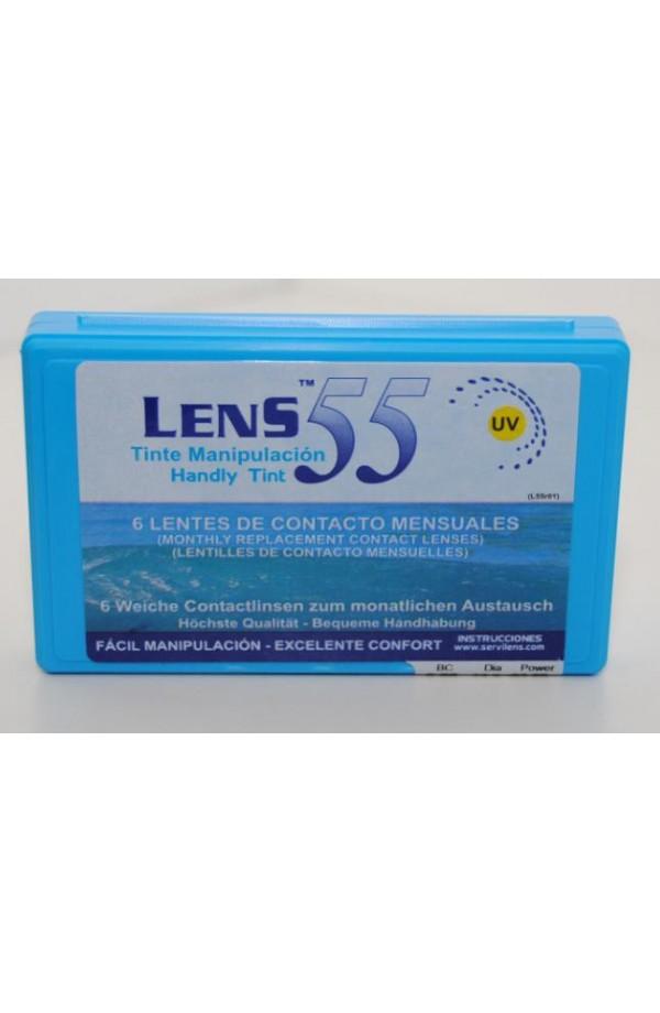 LENS 55 UV 6 PACK R/8.80 (+)