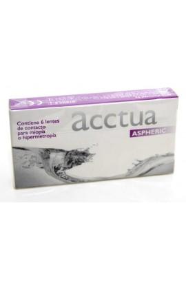 ACCTUA ASPHERIC 6P R/8.70