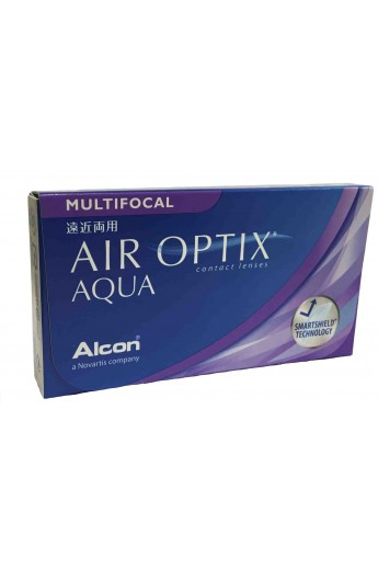 AIR OPTIX M.FOCAL 3PK ADIC. MEDIA