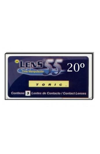 LENS 55 TR 3P R/8.70 020ºCIL