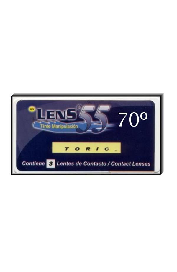 LENS 55 TR 3P R/8.70 070ºCIL