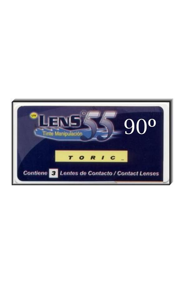 LENS 55 TR 3P R/8.70 090ºCIL