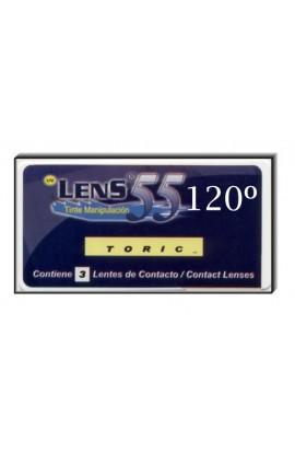 LENS 55 TR 3P R/8.70 120ºCIL