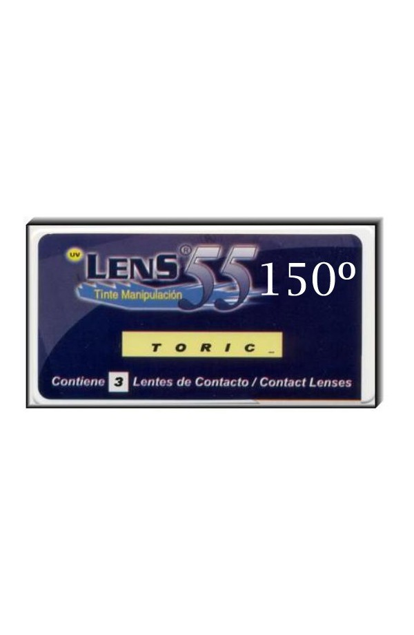 LENS 55 TR 3P R/8.70 150ºCIL
