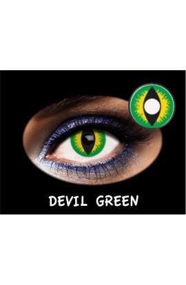Fantasía Trimestral Devil Green