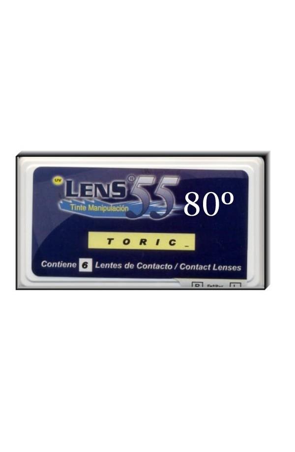 LENS 55 TR 6 PACK R/8.70 080ºCIL