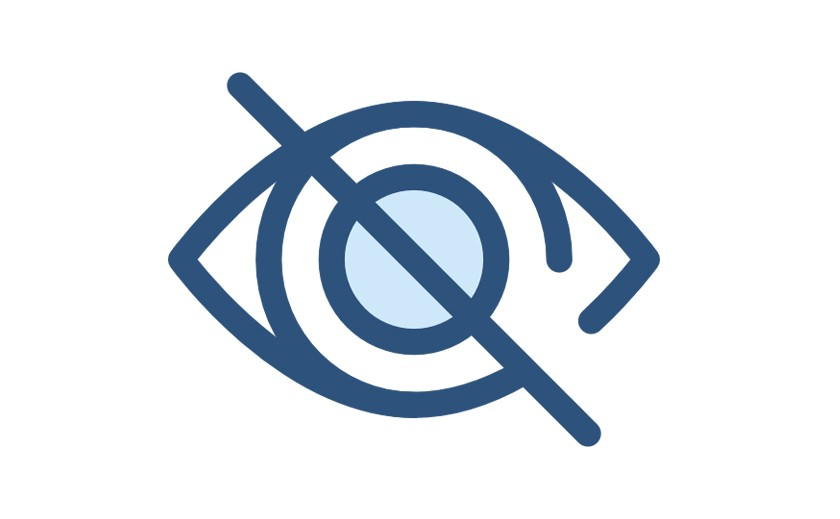 ¿Qué ven las personas con discapacidad visual?